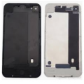 iPhone 4 back cover [Black]